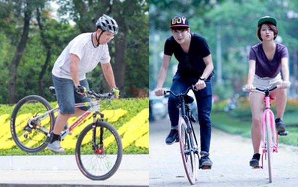 Xe đạp thể thao giá bao nhiêu? Mua ở đâu?