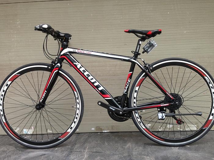 xe đạp thể thao touring-alcott-race750