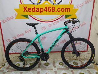 xe đạp BIANCHI khung carbon