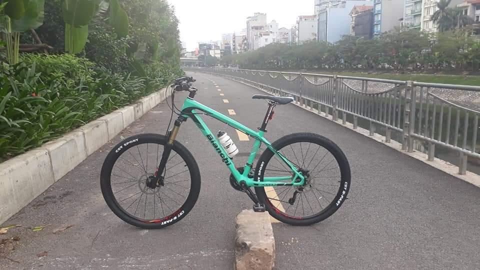 5 thương hiệu xe đạp bãi tốt nhất