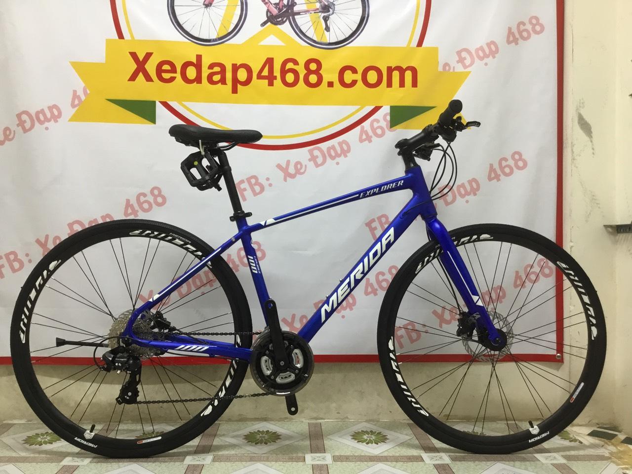 Xe Đạp Touring Merida Explorer 100 2021