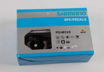 Pedal cá Shimano PD-M520