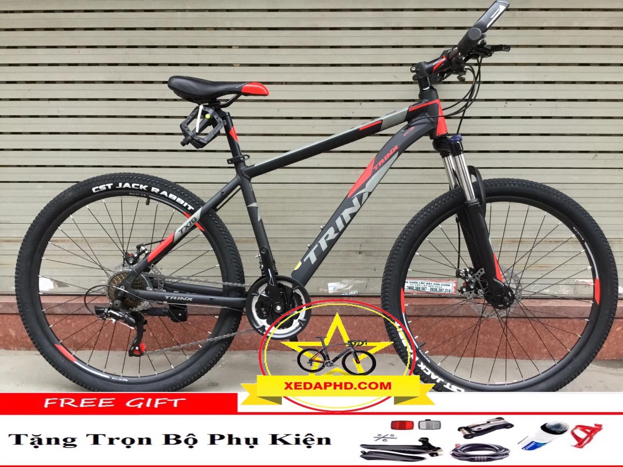 Xe đạp thể thao Trinx TX18 bản mới