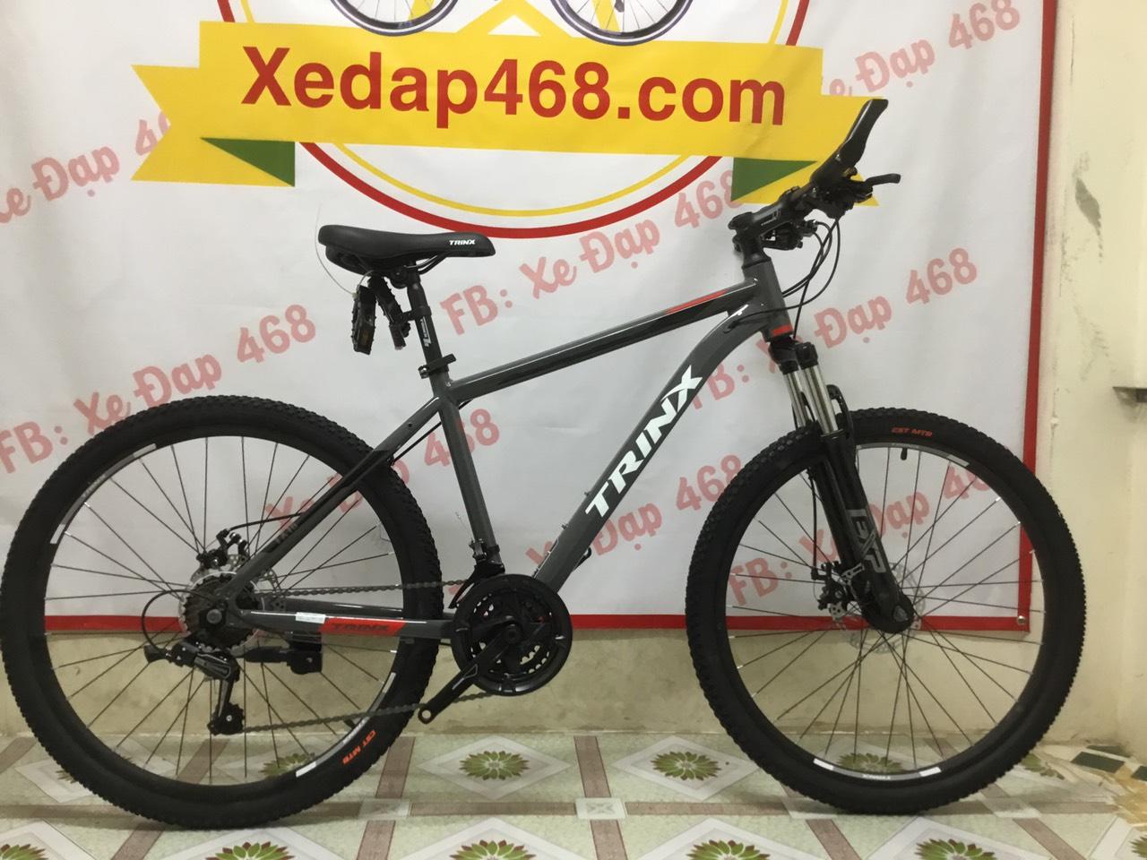 Xe đạp thể thao trinx tx16 mẫu mới 2021
