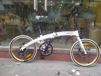 xe đạp gấp LANDROVER