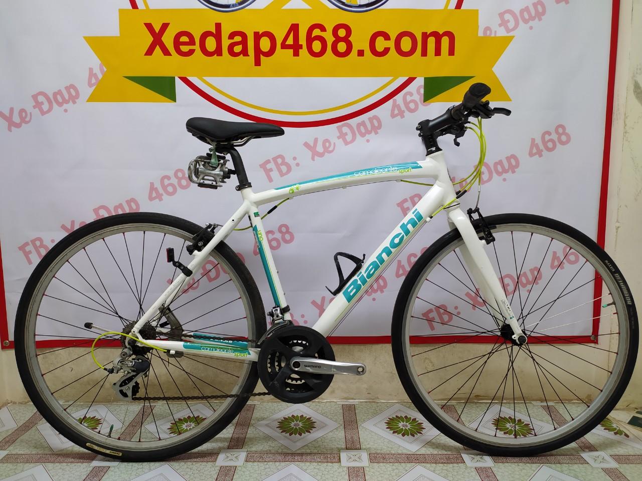 Xe đạp thể thao Touring BIANCHI