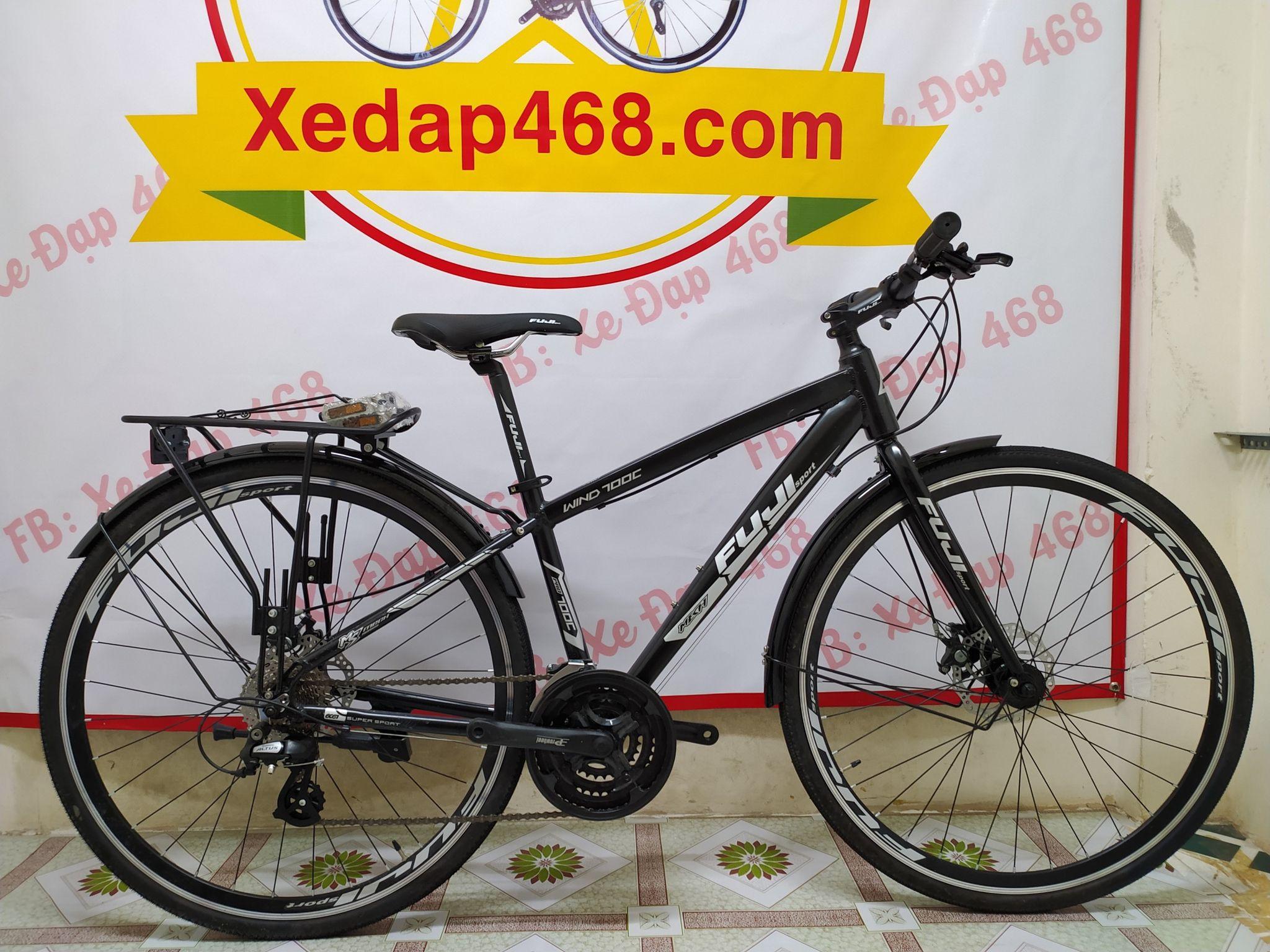 xe đạp thể thao fuji 2021