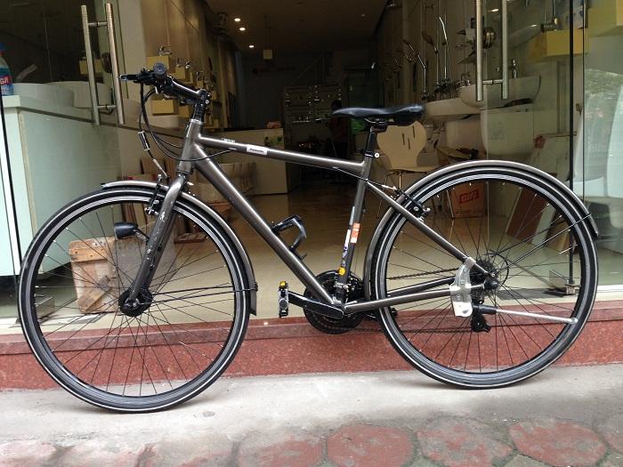 xe đạp panasonic nhật